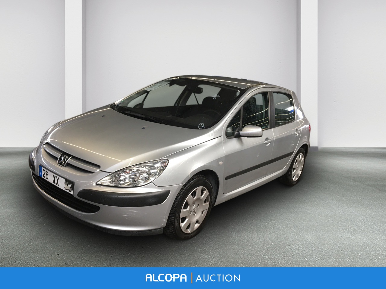 peugeot 307 307 2 0 hdi 110 xt navtech on board beauvais alcopa auction. Black Bedroom Furniture Sets. Home Design Ideas