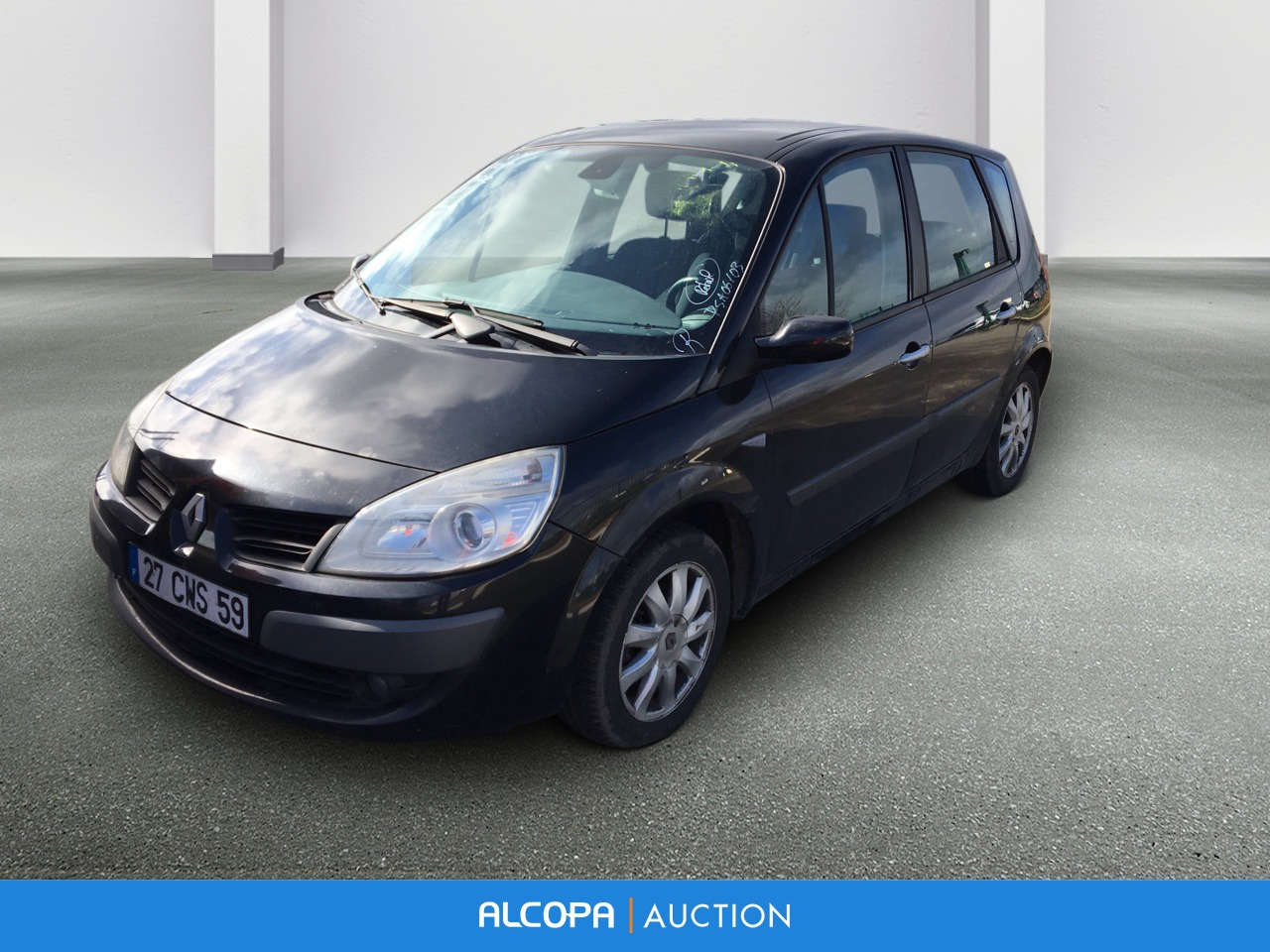 renault scenic ii scenic 1 6 16v expression beauvais. Black Bedroom Furniture Sets. Home Design Ideas
