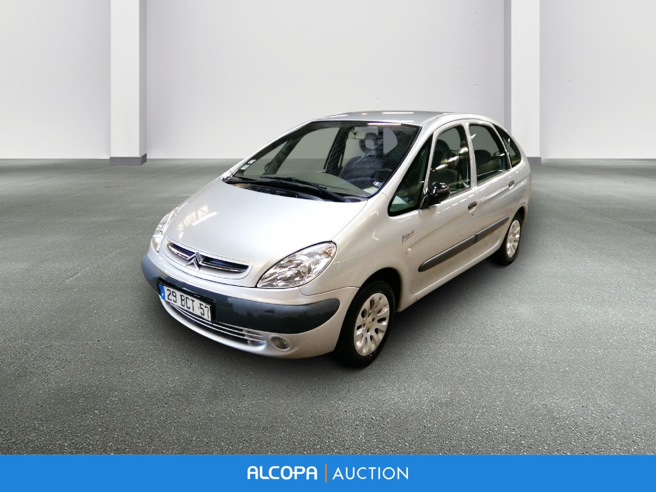 citroen xsara picasso xsara picasso 2 0 hdi 90 pack style alcopa auction. Black Bedroom Furniture Sets. Home Design Ideas
