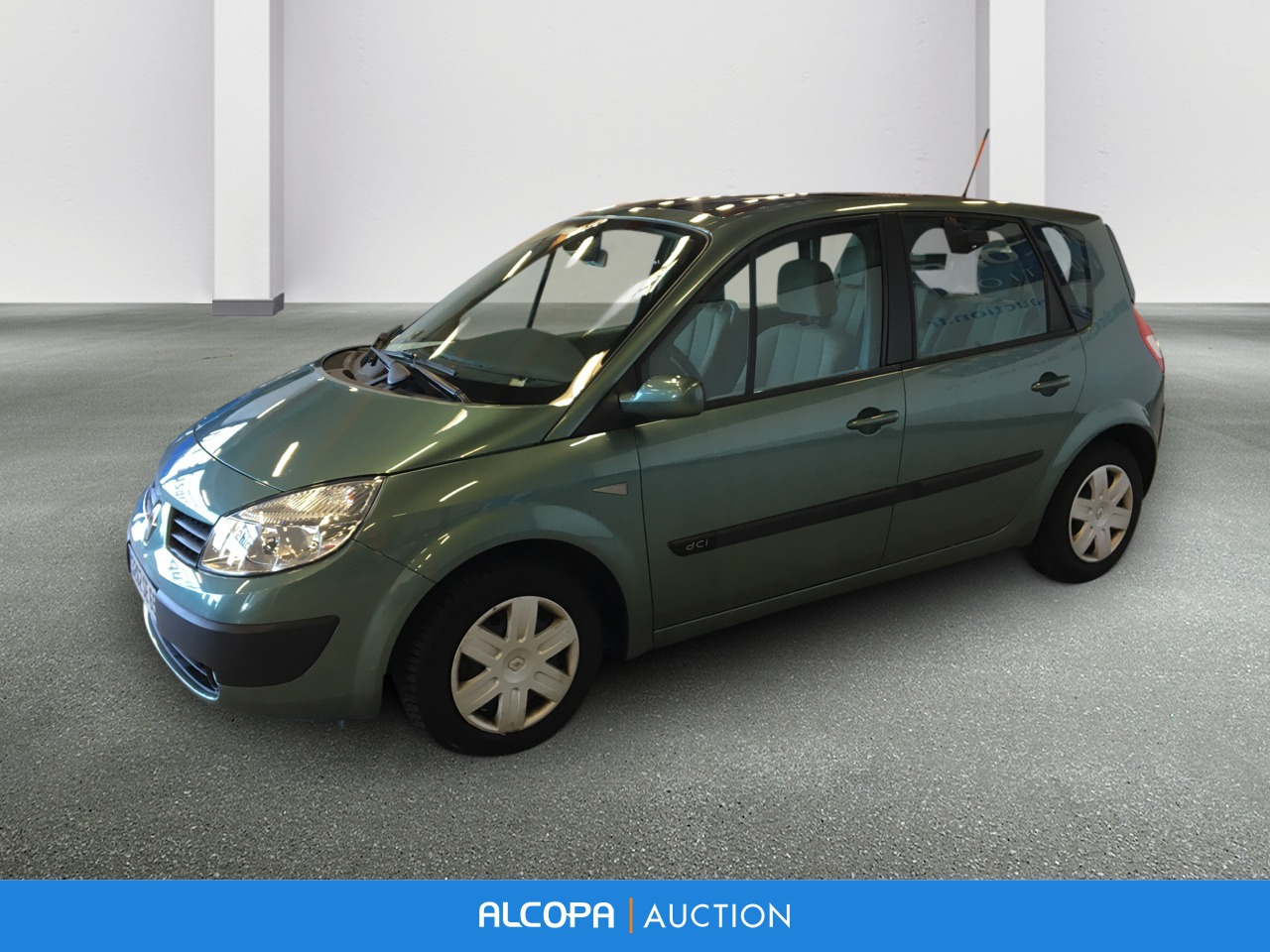renault scenic ii scenic 1 5 dci 105 euro 4 confort expression alcopa auction. Black Bedroom Furniture Sets. Home Design Ideas