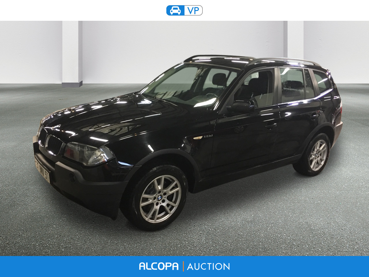 bmw x3 x3 2 0d 150ch premiere alcopa auction. Black Bedroom Furniture Sets. Home Design Ideas