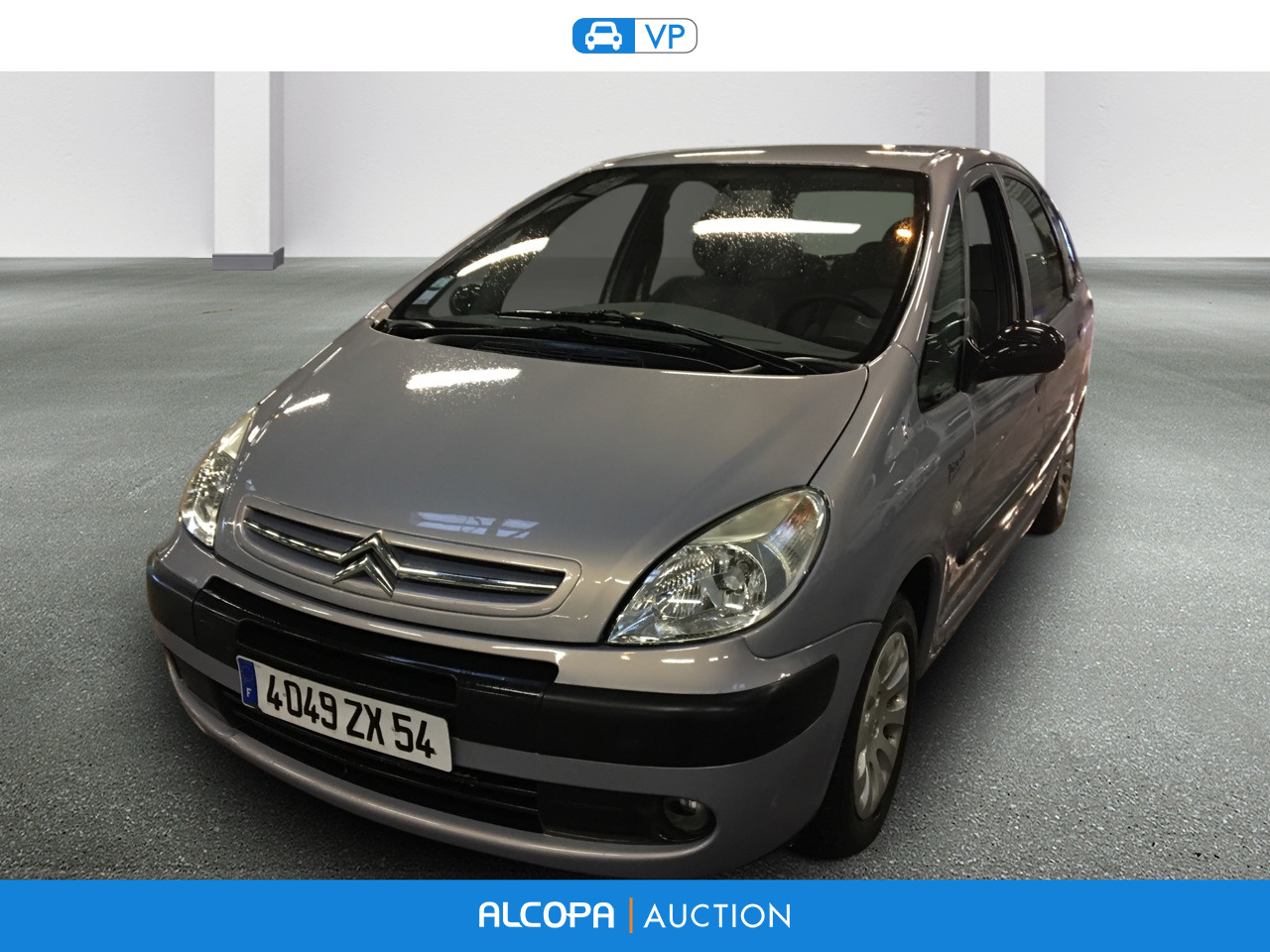 citroen xsara picasso 10 1998 01 2011 xsara picasso 1 6 hdi 110 pack alcopa auction. Black Bedroom Furniture Sets. Home Design Ideas
