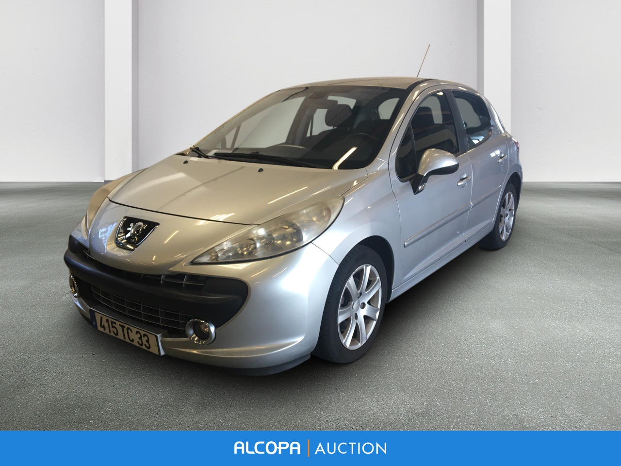 peugeot 207 207 1 6 hdi 16v 110ch sport pack rennes alcopa auction