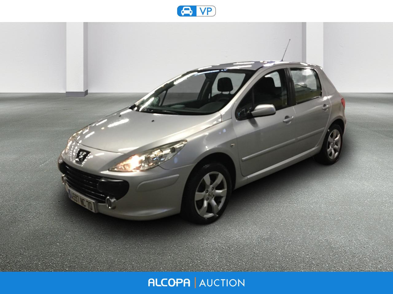 Peugeot 307 06 2005 11 2007 307 1 6 hdi 16v 90 for Garage peugeot paiement en plusieurs fois