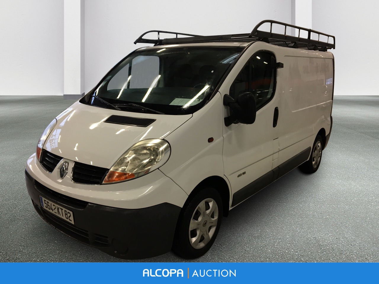 renault trafic fourgon trafic fgn 2 0 dci 115 l1h1 1000 kg grand confort alcopa auction. Black Bedroom Furniture Sets. Home Design Ideas