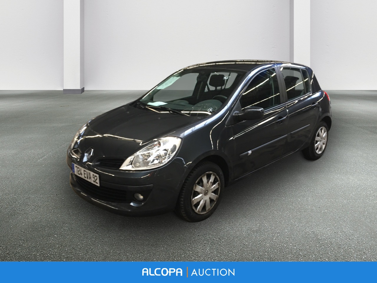renault clio iii clio 1 4 16v 100 luxe privil ge alcopa auction. Black Bedroom Furniture Sets. Home Design Ideas