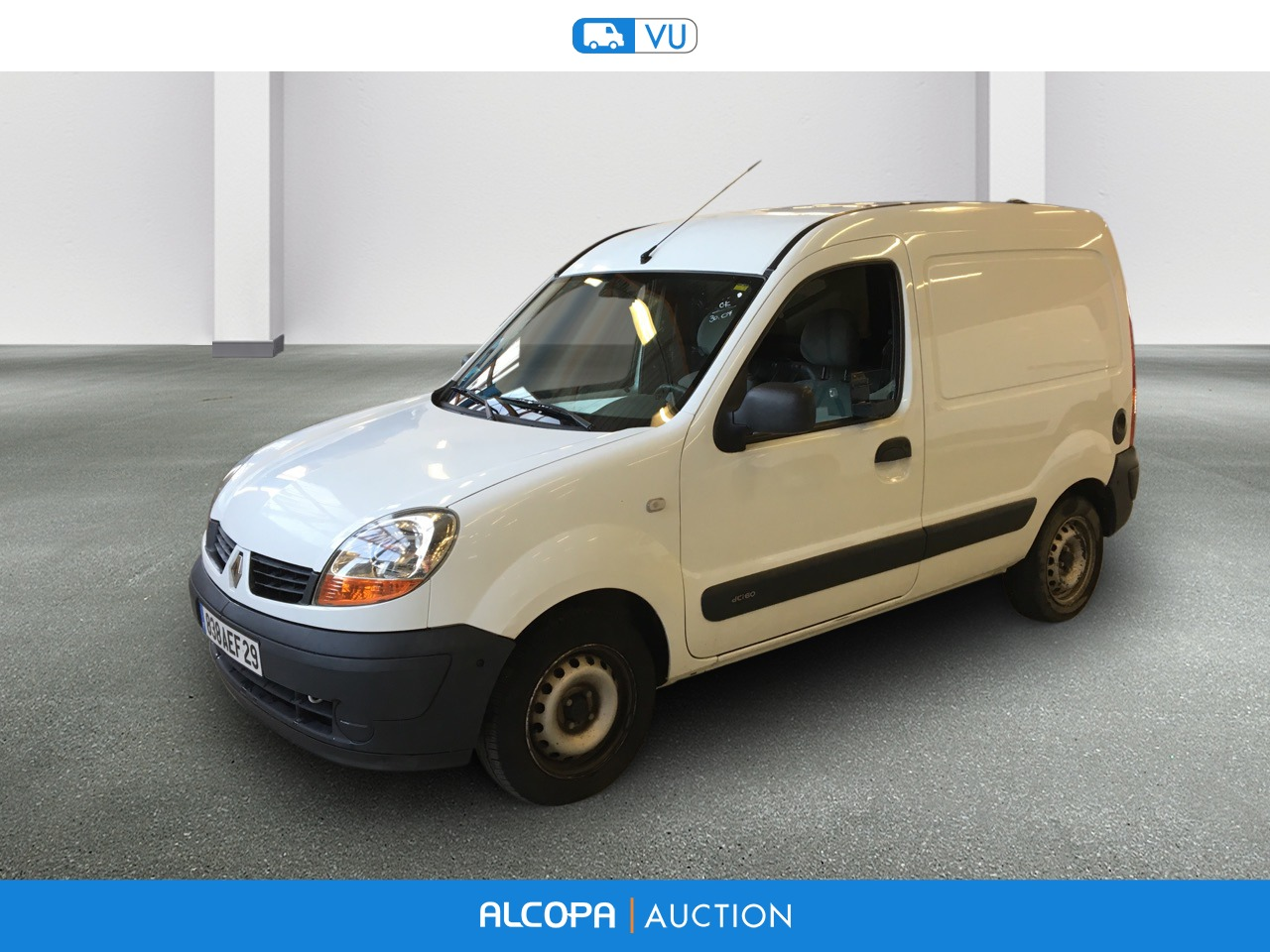 renault kangoo express kangoo express 1 5 dci 60 alcopa auction. Black Bedroom Furniture Sets. Home Design Ideas