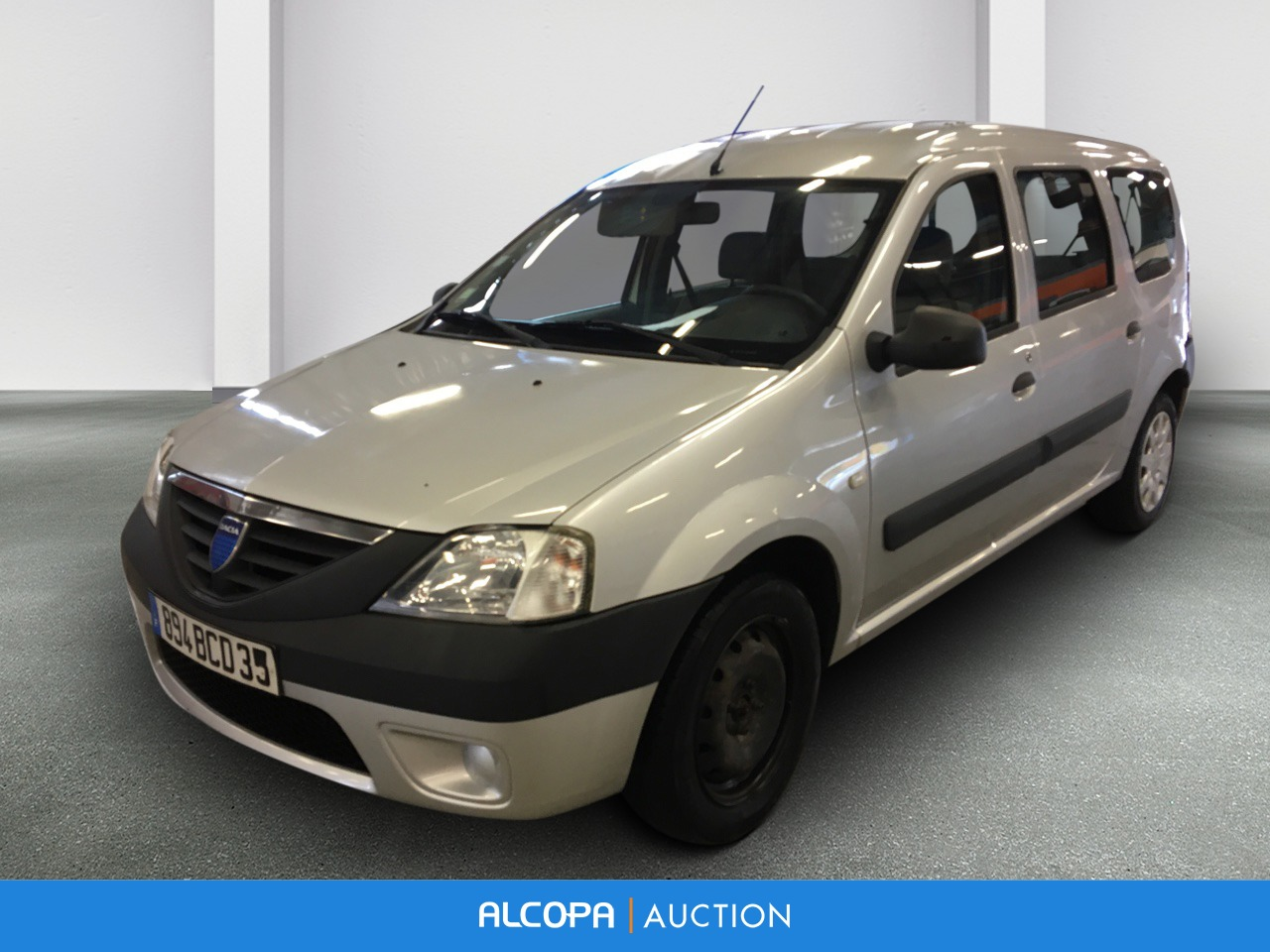 dacia logan mcv logan mcv 1 5 dci 70 7 places ambiance alcopa auction