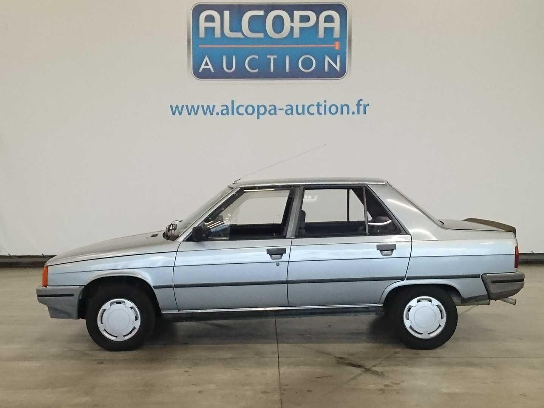 Renault R9 R9 Alcopa Auction