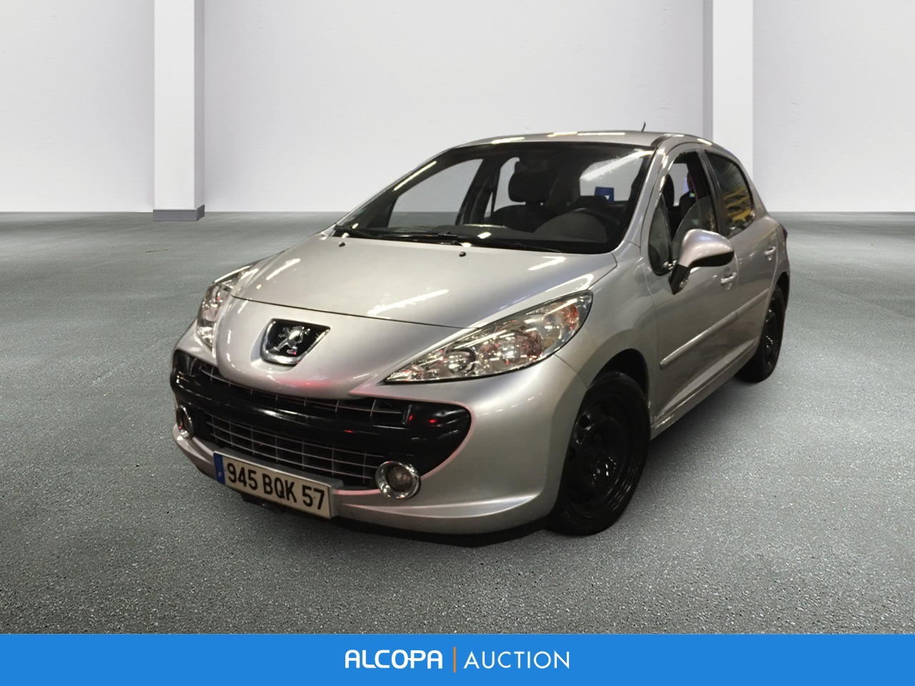 peugeot 207 207 1 6 hdi 16v 110ch fap sport pack alcopa auction. Black Bedroom Furniture Sets. Home Design Ideas
