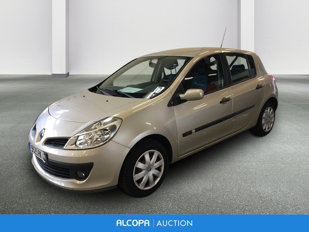 Renault Clio Iii  08  2005-04  2009
