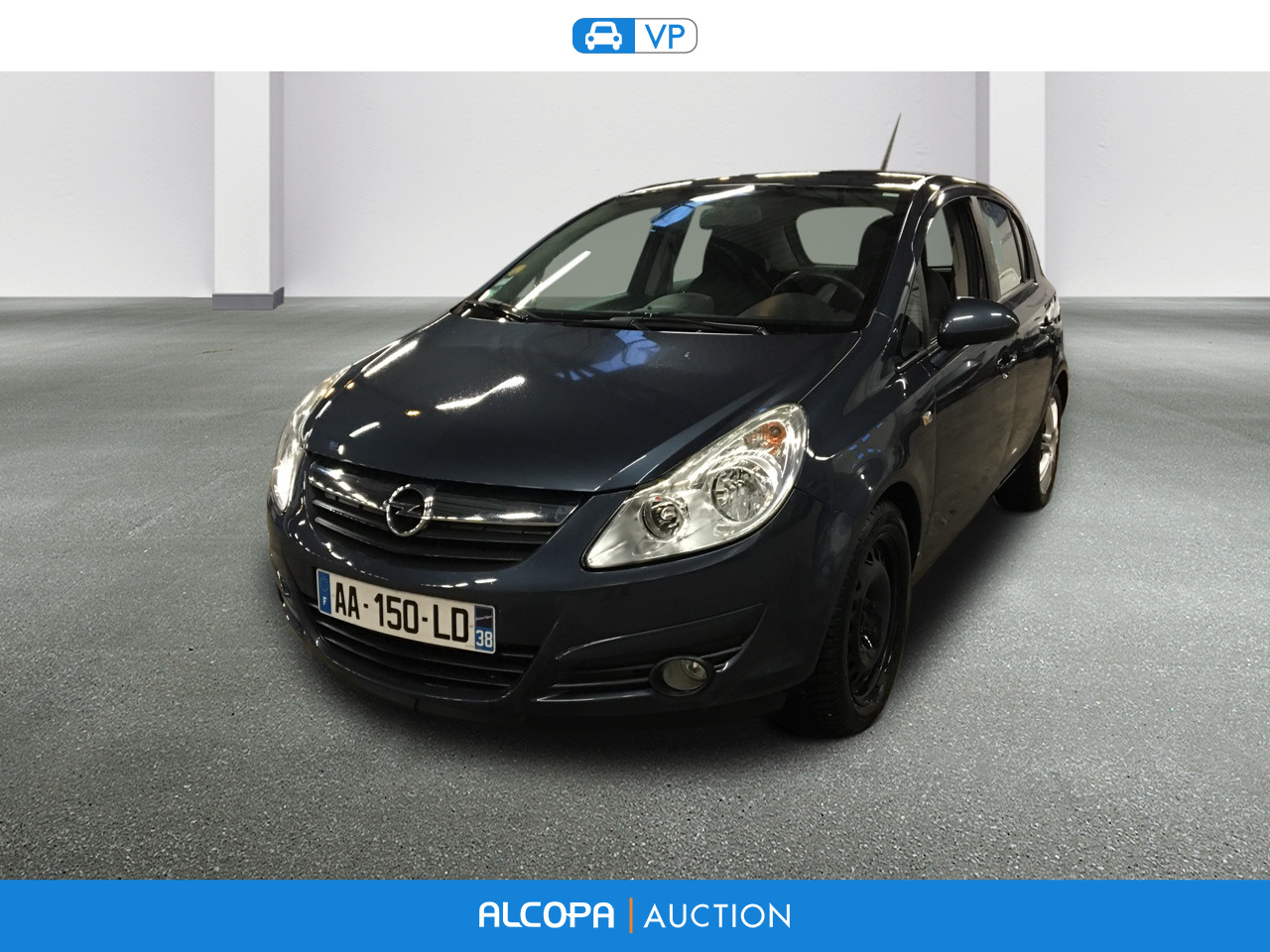 opel corsa 07 2006 12 2010 corsa 1 3 cdti 90 cosmo alcopa auction. Black Bedroom Furniture Sets. Home Design Ideas