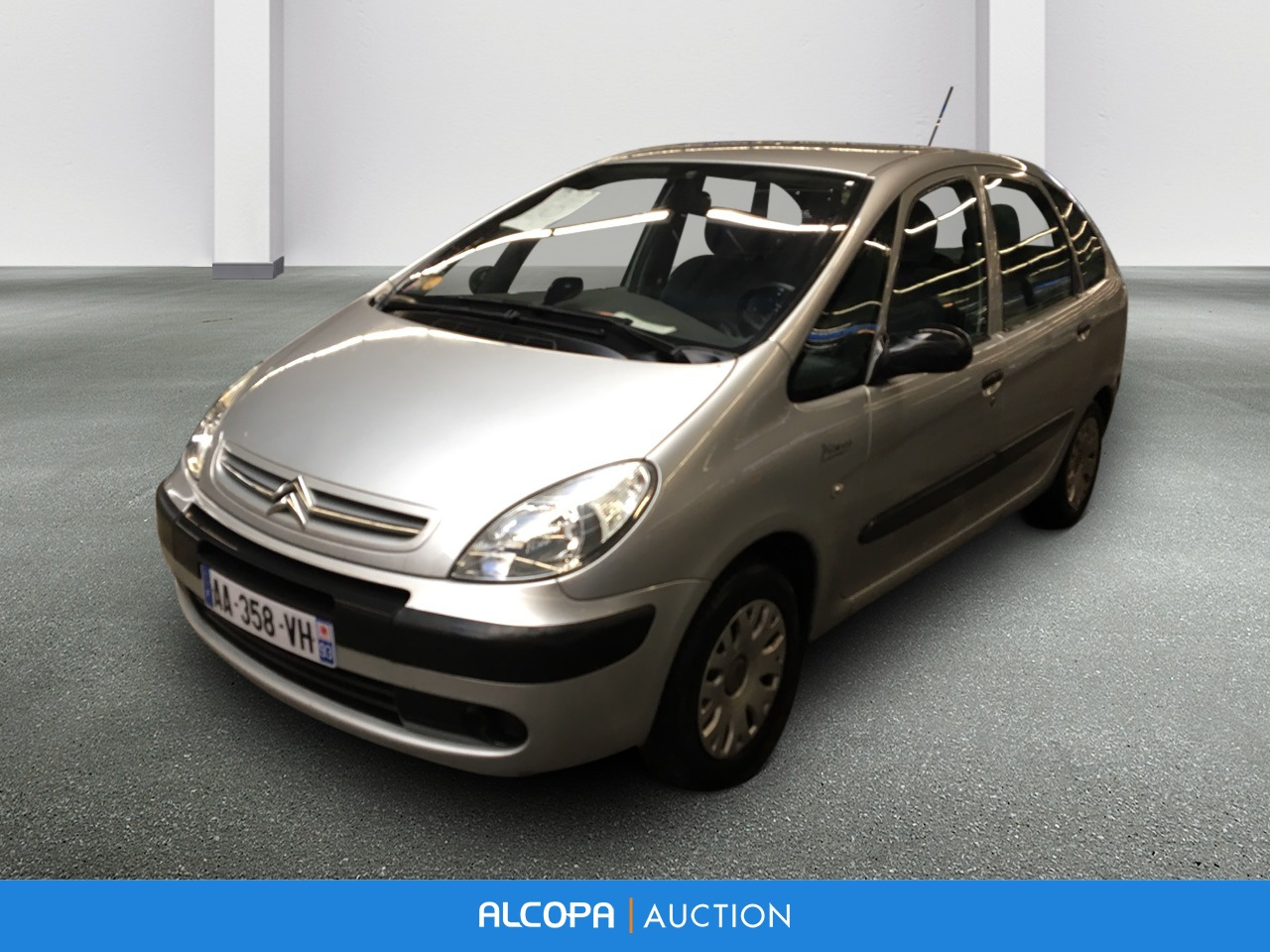 citroen xsara picasso 10 1998 01 2011 xsara picasso 1 6 hdi 110 fap pack alcopa auction. Black Bedroom Furniture Sets. Home Design Ideas