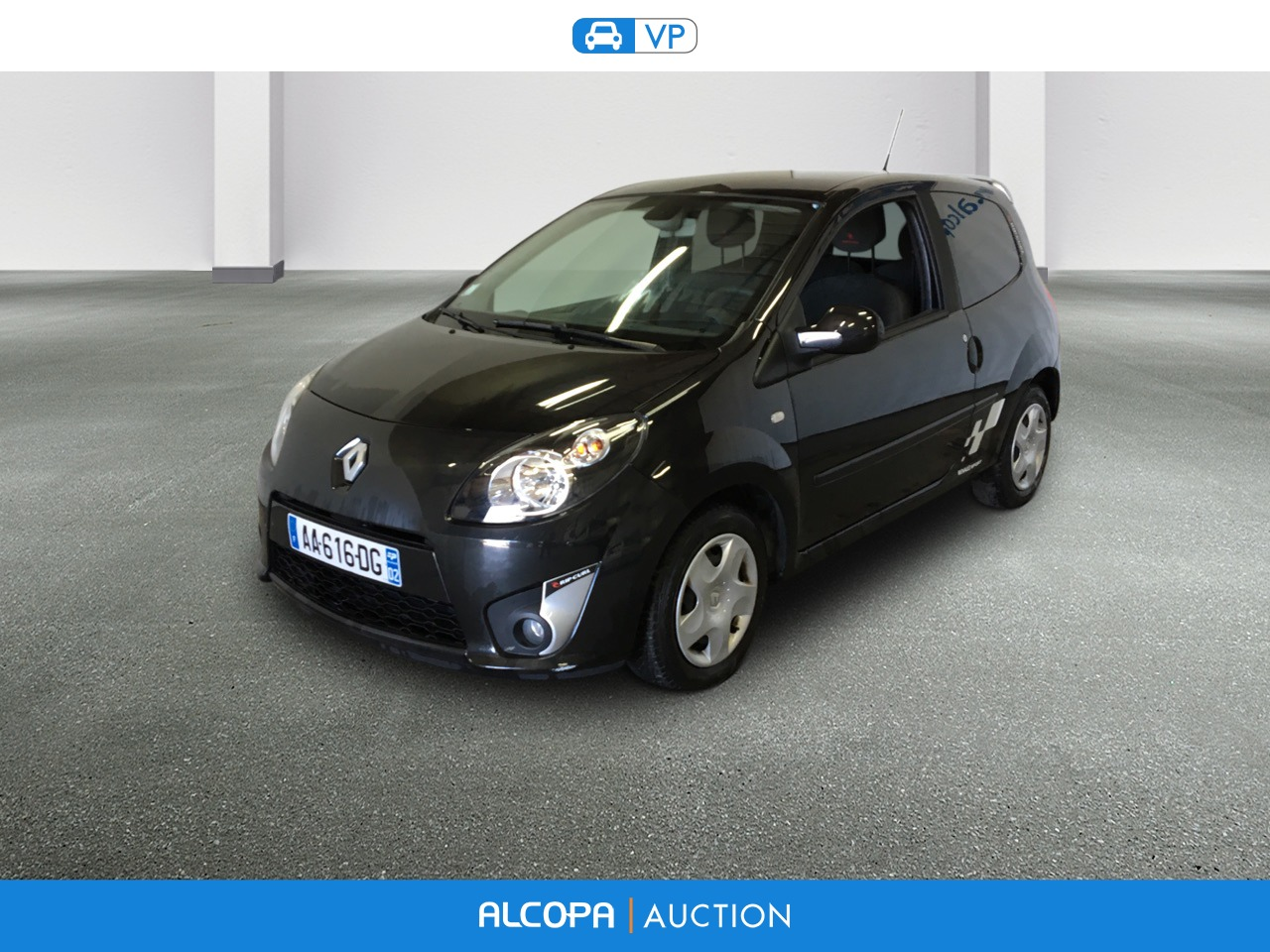 renault twingo ii twingo ii 1 5 dci 65 eco2 rip curl alcopa auction. Black Bedroom Furniture Sets. Home Design Ideas
