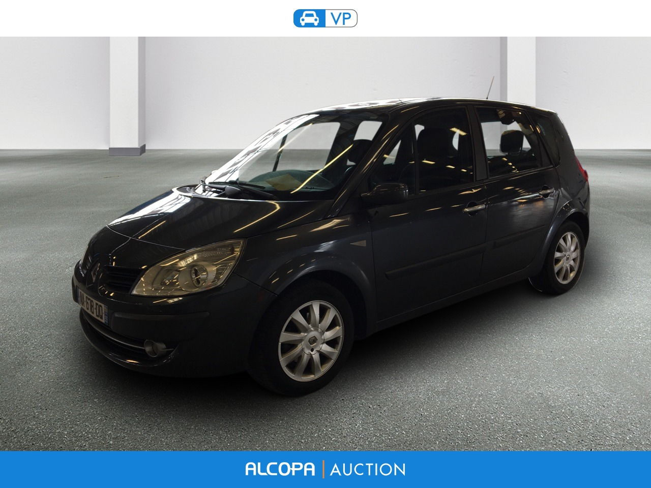 renault scenic 1 5 dci 105 eco2 dynamique alcopa auction. Black Bedroom Furniture Sets. Home Design Ideas