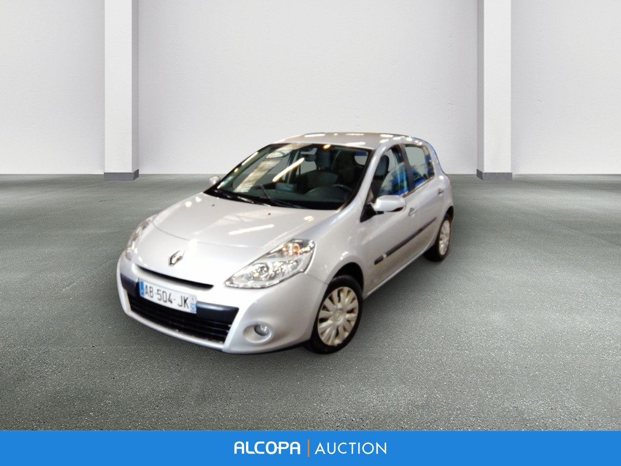 renault clio iii clio iii dci 70 eco2 tom tom edition alcopa auction. Black Bedroom Furniture Sets. Home Design Ideas