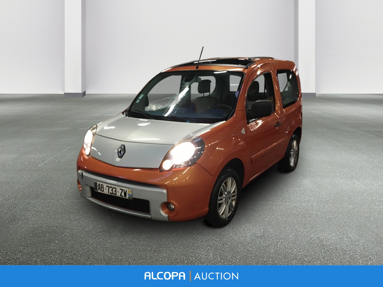 renault kangoo be bop kangoo be bop 1 5 dci 105 alcopa auction. Black Bedroom Furniture Sets. Home Design Ideas