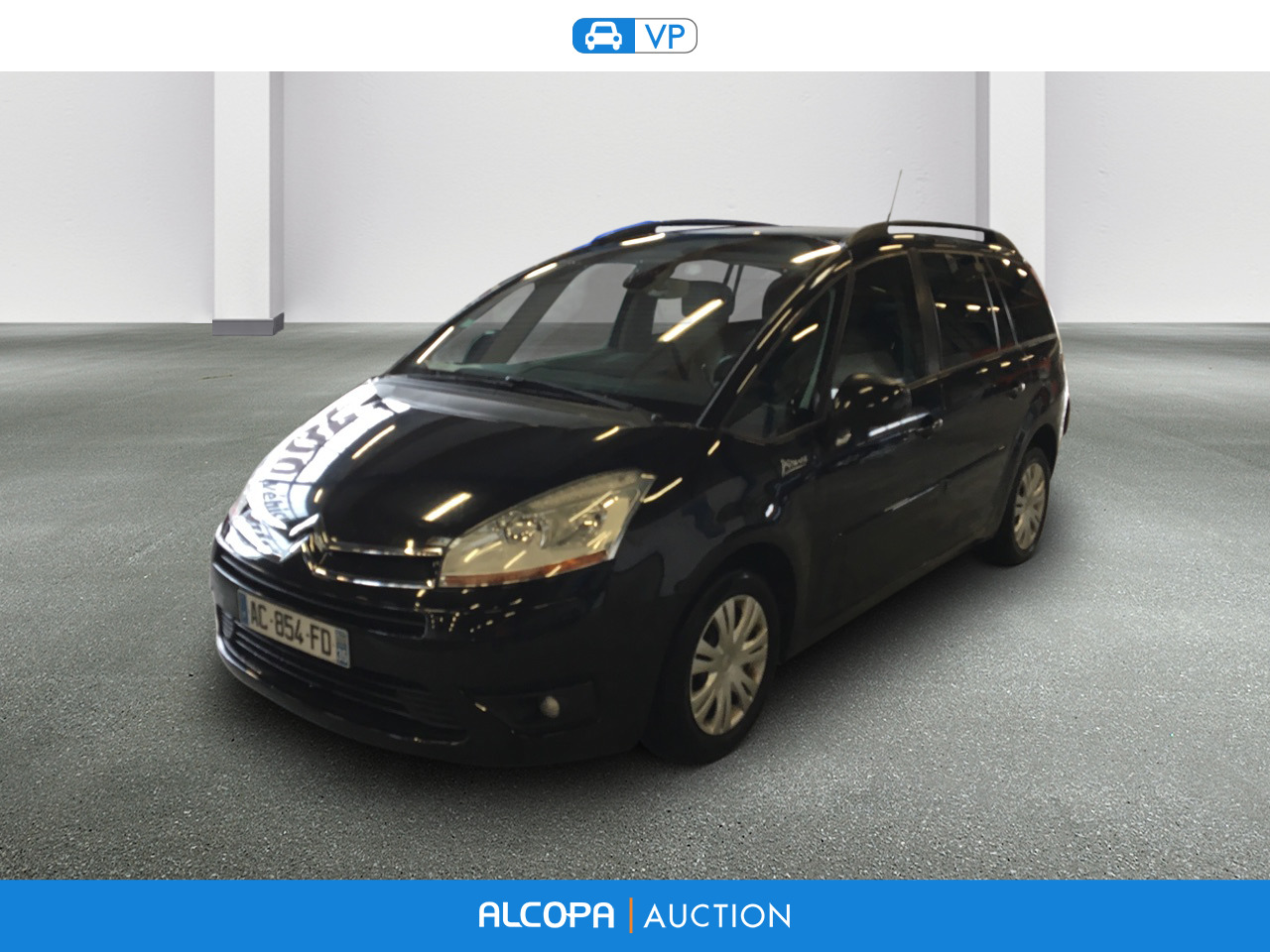 GRAND C4 PICASSO HDI 110 FAP AIRDREAM PACK AMBIANCE BMP6