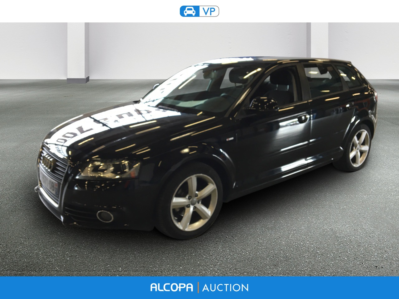 audi a3 a3 sportback 1 9 tdi e 105 dpf ambiente alcopa auction. Black Bedroom Furniture Sets. Home Design Ideas