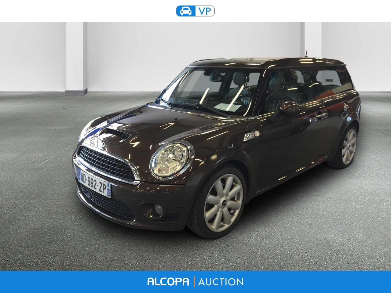 mini mini clubman r55 mini clubman 1 6i 175 cooper s pack hot spice alcopa auction. Black Bedroom Furniture Sets. Home Design Ideas