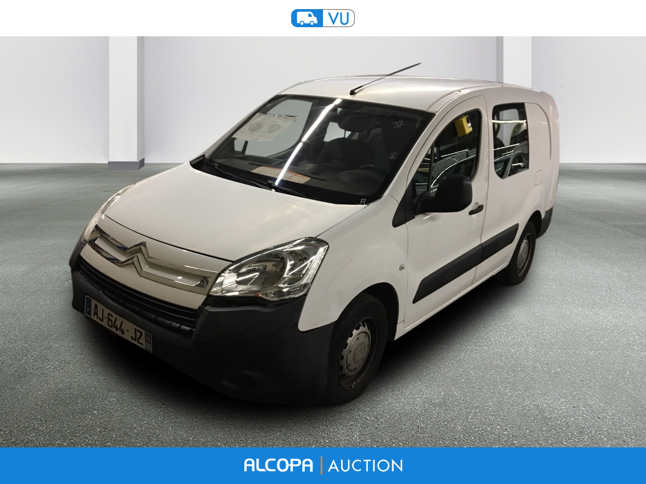 citroen berlingo berlingo 1 6 hdi 92 cab appr beauvais alcopa auction. Black Bedroom Furniture Sets. Home Design Ideas
