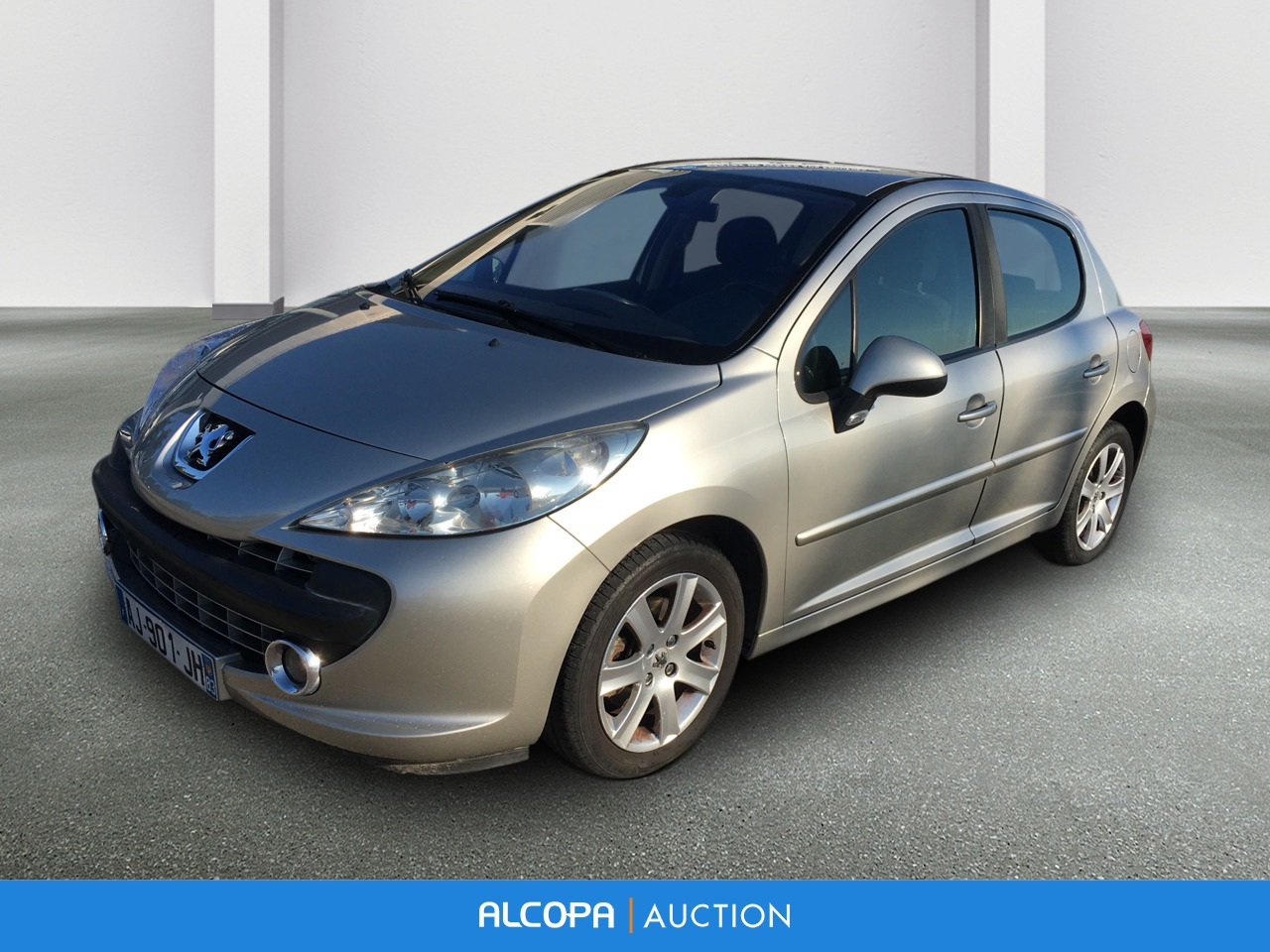 peugeot 207 207 1 6 hdi 16v 90ch sport pack alcopa auction. Black Bedroom Furniture Sets. Home Design Ideas