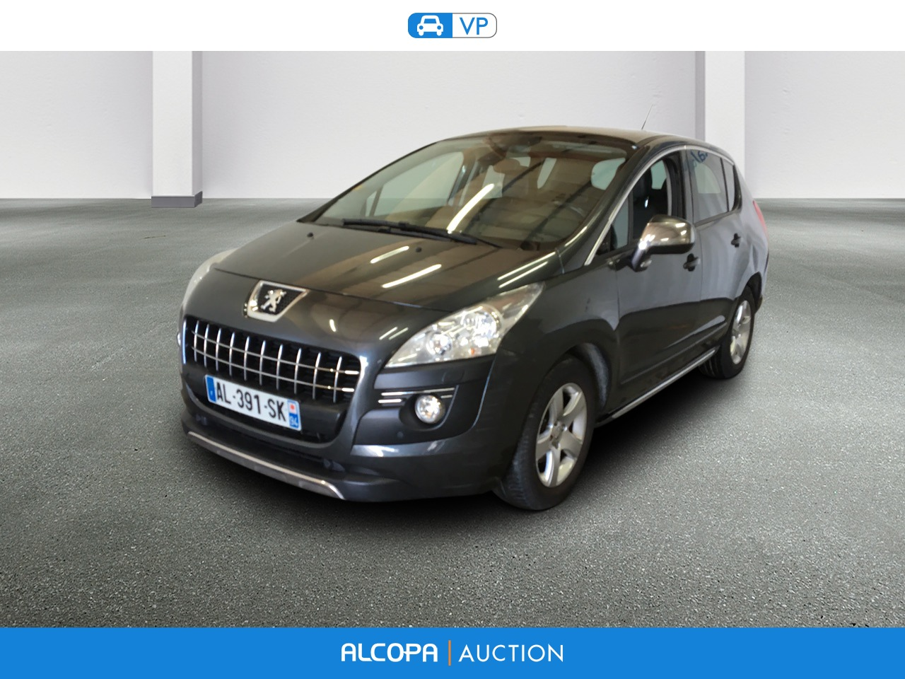 Peugeot 3008 04 2009 11 2013 3008 1 6 hdi 16v 110ch for Garage peugeot paiement en plusieurs fois