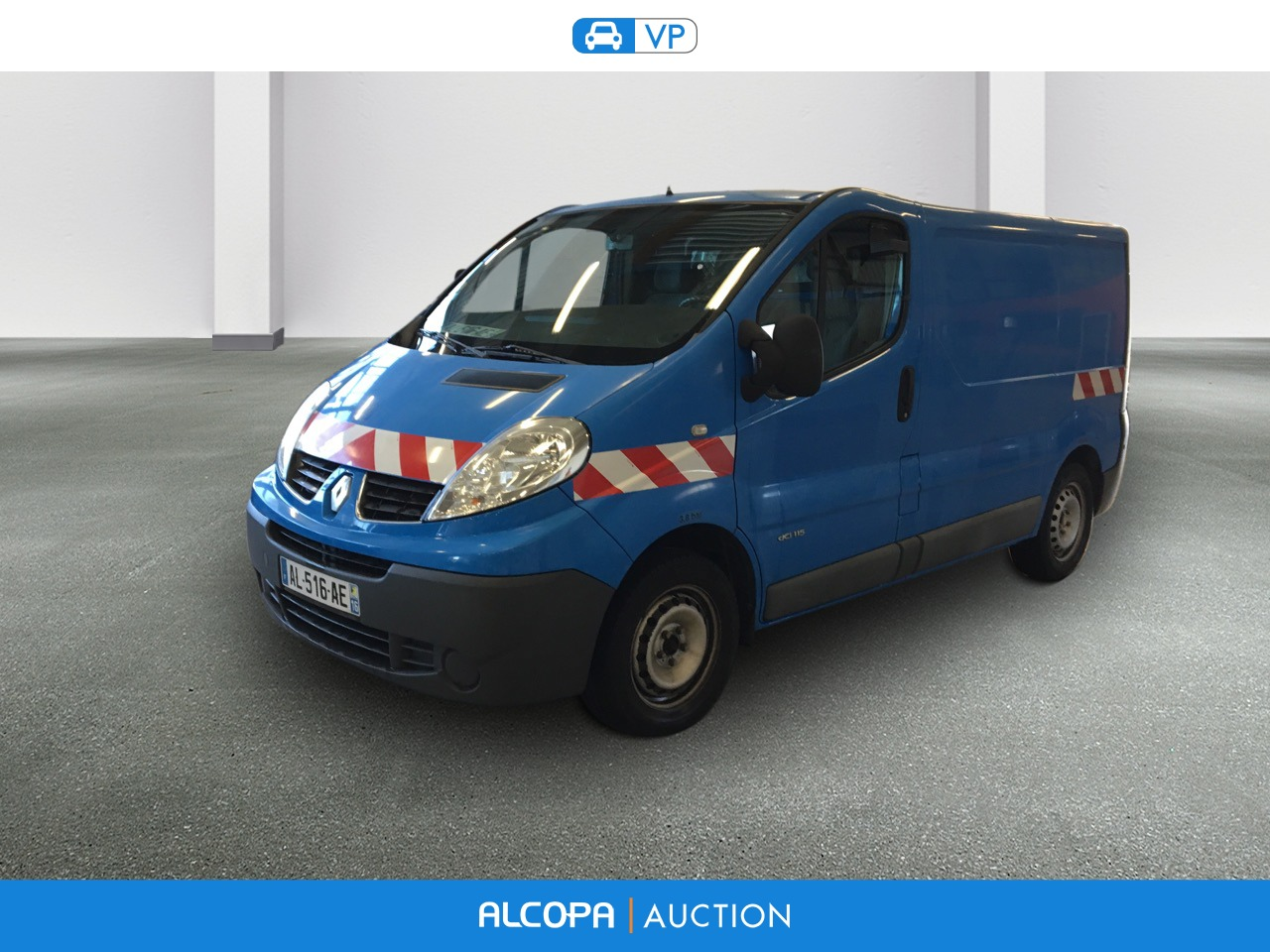 renault trafic fourgon trafic fgn 2 0 dci 115 l1h1 1200 kg confort alcopa auction. Black Bedroom Furniture Sets. Home Design Ideas