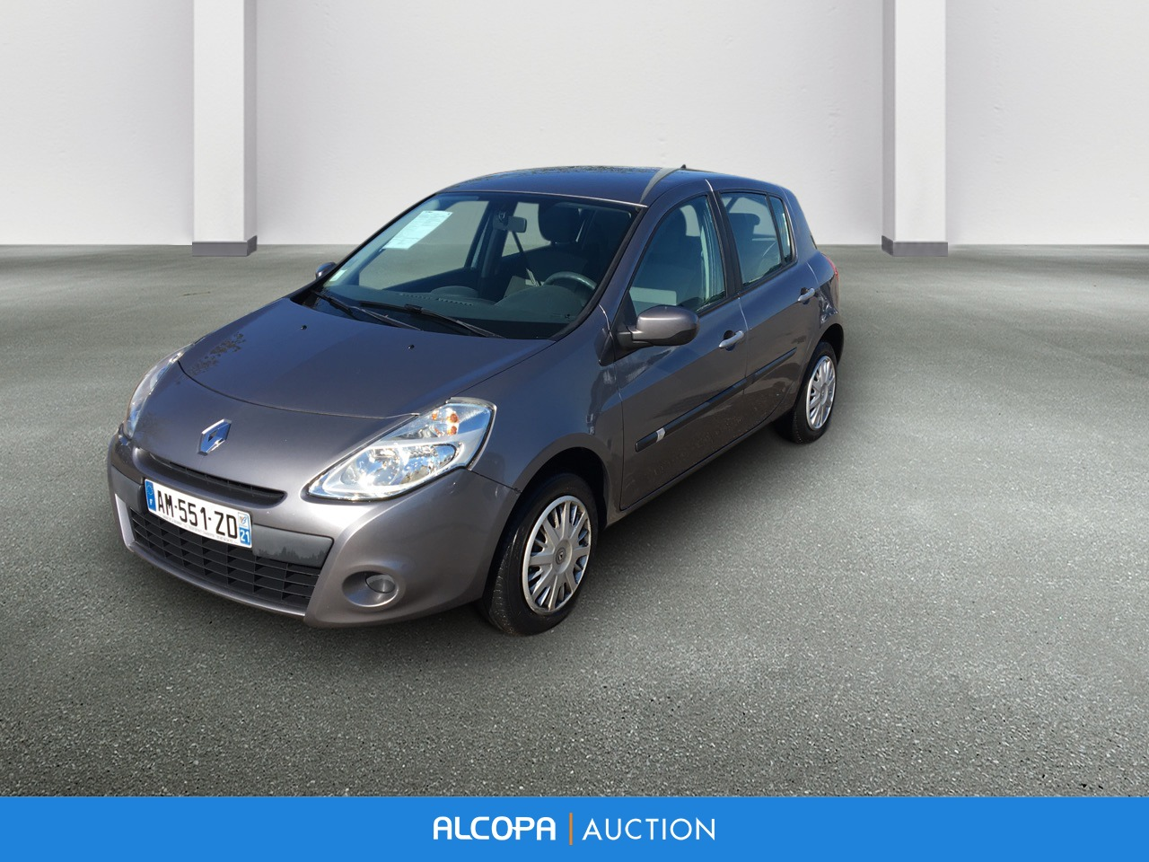 renault clio iii clio iii dci 70 eco2 expression alcopa auction. Black Bedroom Furniture Sets. Home Design Ideas