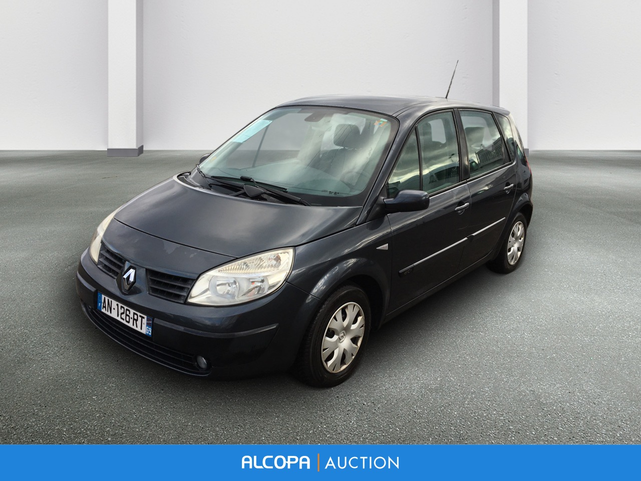 renault scenic ii scenic 1 5 dci 105 euro 4 pack expression lyon alcopa auction. Black Bedroom Furniture Sets. Home Design Ideas