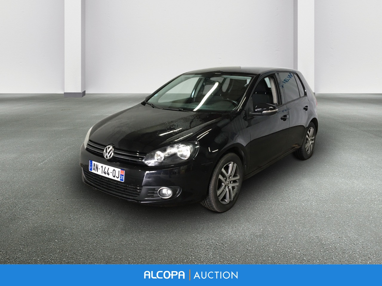 volkswagen golf golf 1 6 tdi 105 fap cr confortline alcopa auction. Black Bedroom Furniture Sets. Home Design Ideas