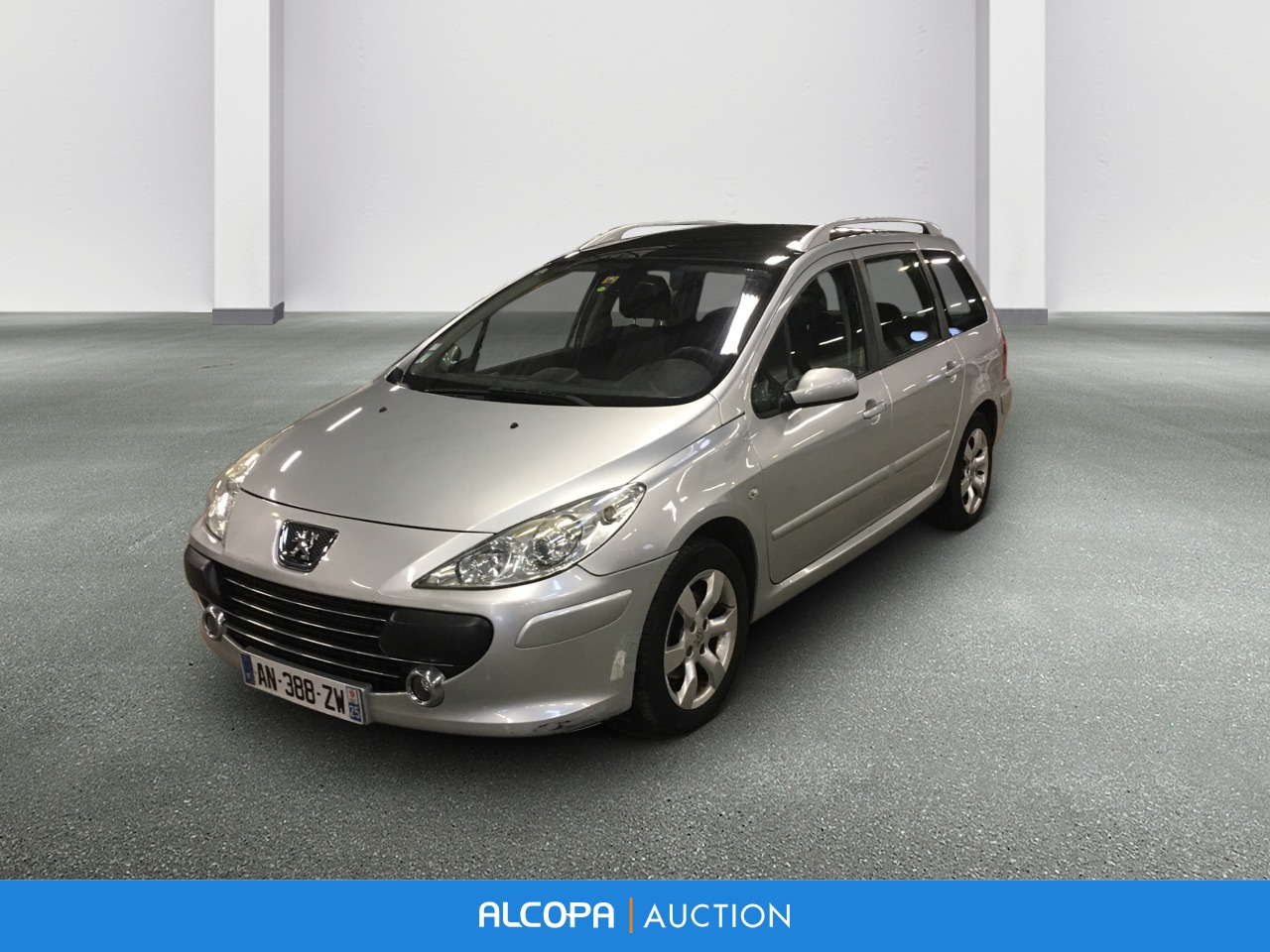 peugeot 307 sw 307 sw 1 6 hdi 16v 110ch fap sport pack alcopa auction. Black Bedroom Furniture Sets. Home Design Ideas