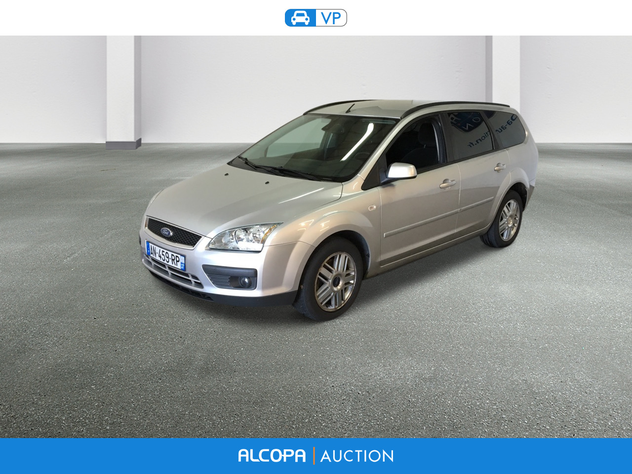 ford focus focus sw 1 8 tdci 115ch sport alcopa auction. Black Bedroom Furniture Sets. Home Design Ideas