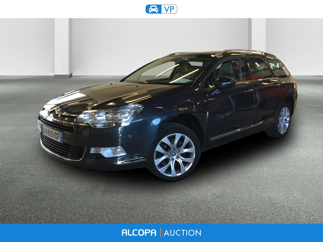 citroen c5 tourer c5 tourer v6 hdi 240 fap exclusive a alcopa auction. Black Bedroom Furniture Sets. Home Design Ideas