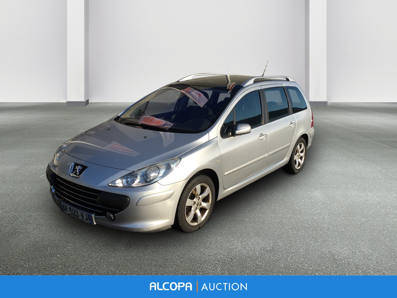 peugeot 307 sw 307 sw 1 6 hdi 16v 110ch fap sport marseille alcopa auction. Black Bedroom Furniture Sets. Home Design Ideas