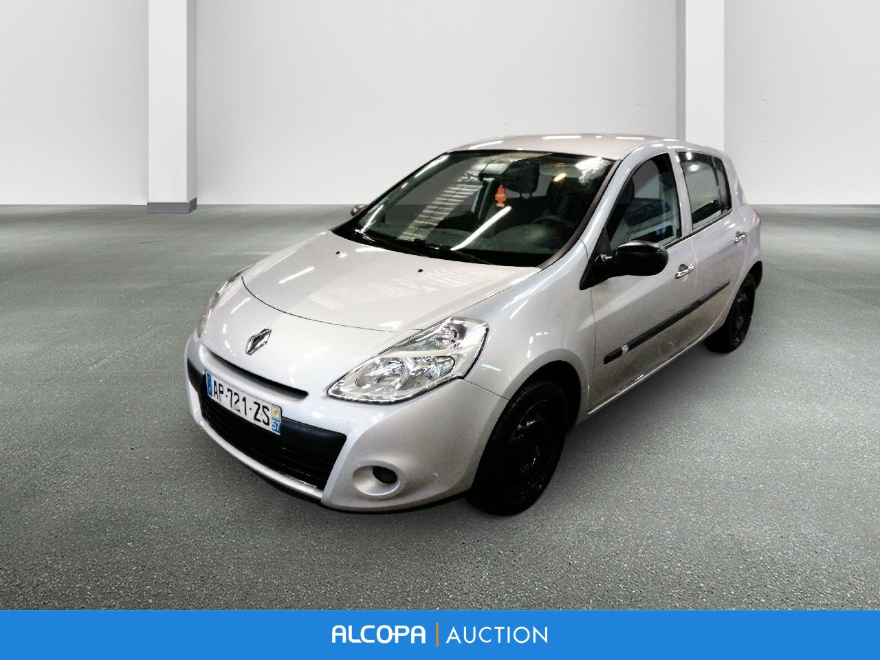 renault clio iii clio iii dci 70 115g eco2 alcopa auction. Black Bedroom Furniture Sets. Home Design Ideas
