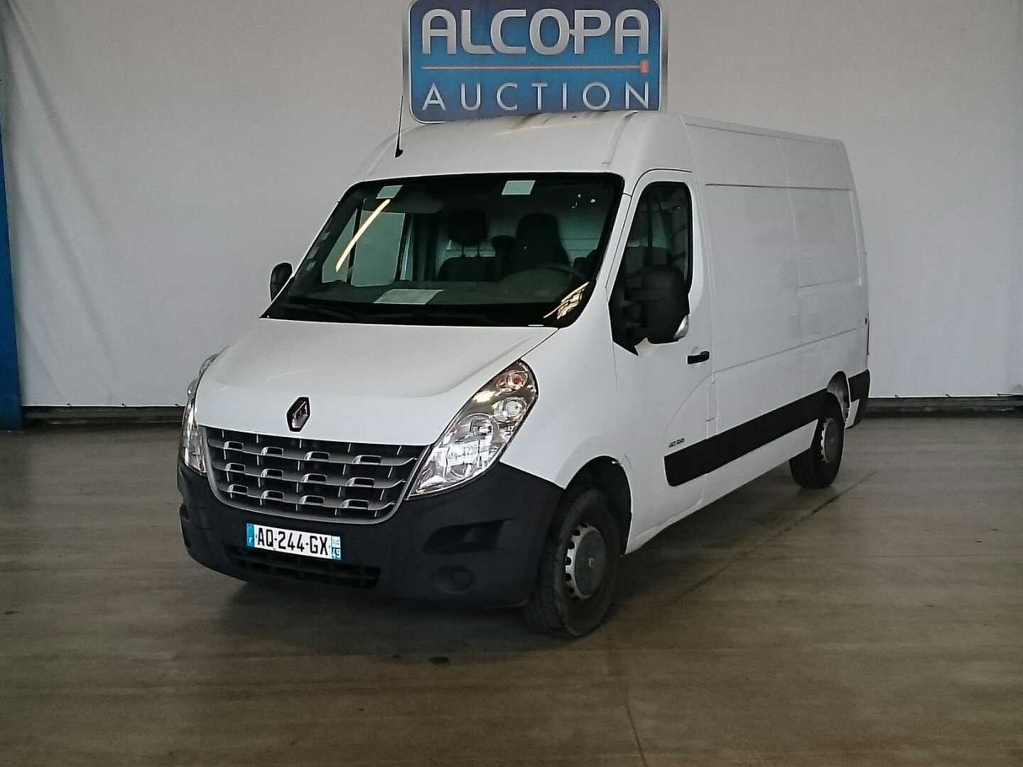 renault master fourgon master fgn l2h2 3 3t 2 3 dci 100 confort alcopa auction. Black Bedroom Furniture Sets. Home Design Ideas
