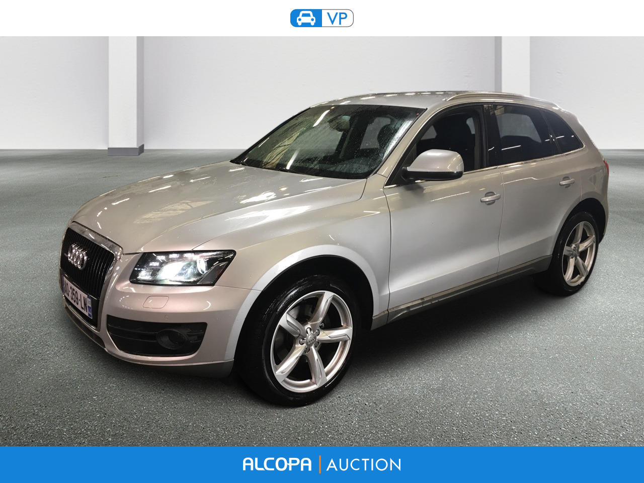 audi q5 q5 3 0 v6 tdi 240ch fap avus quattro s tronic 7 alcopa auction. Black Bedroom Furniture Sets. Home Design Ideas