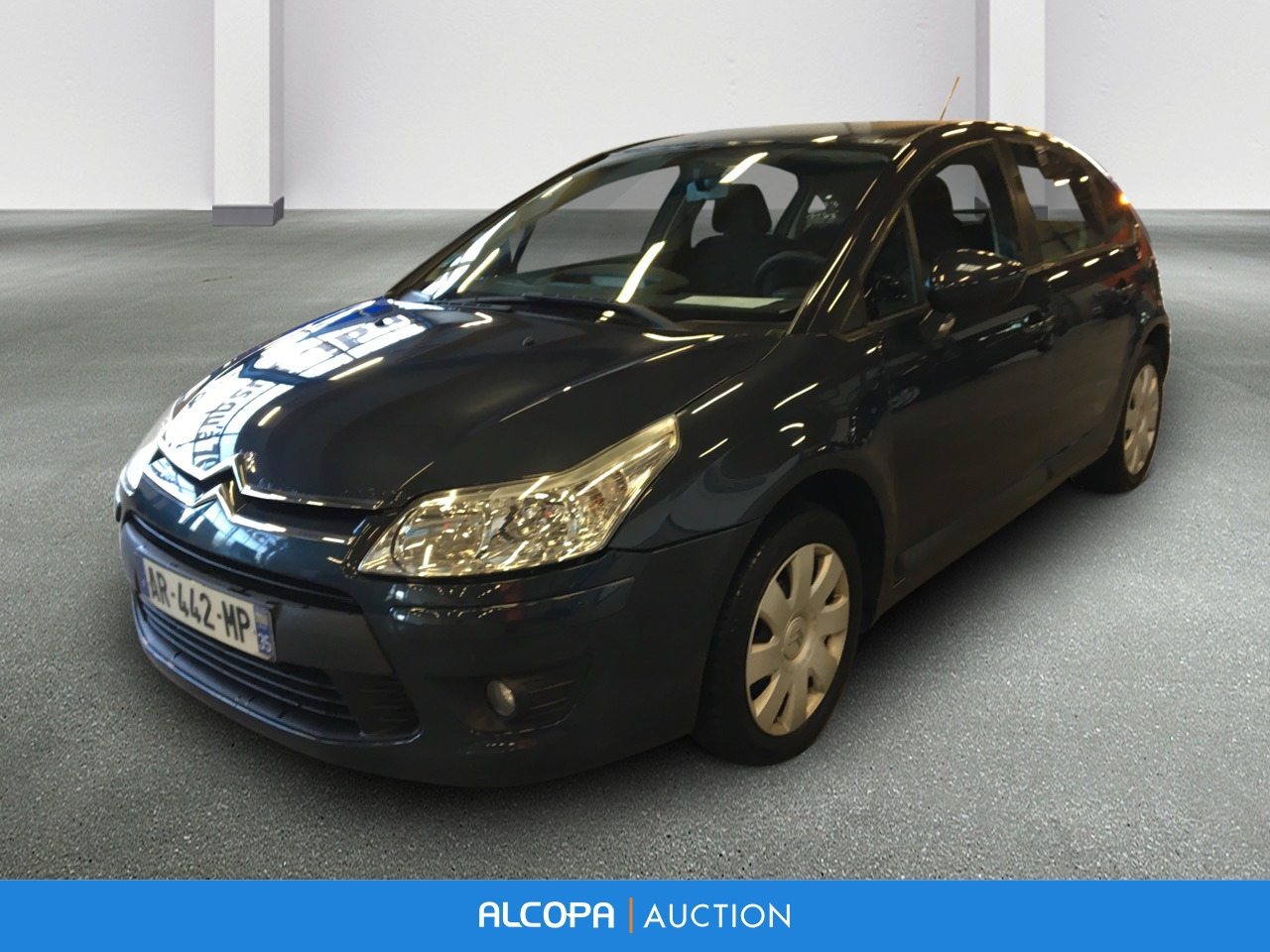 citroen c4 c4 hdi 92 airdream confort rennes alcopa auction. Black Bedroom Furniture Sets. Home Design Ideas