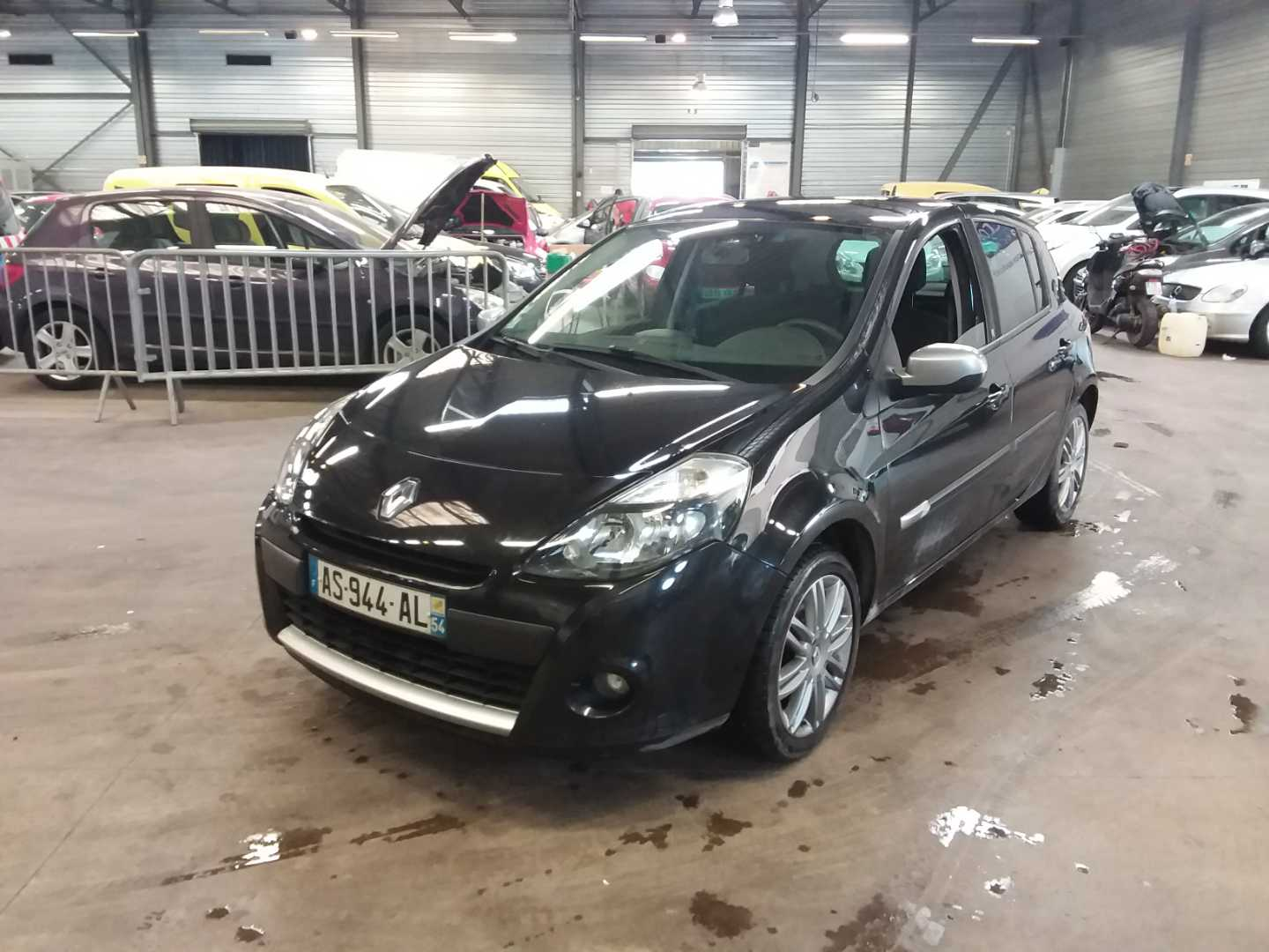renault clio iii clio iii dci 75 eco2 20th euro 5 alcopa auction. Black Bedroom Furniture Sets. Home Design Ideas