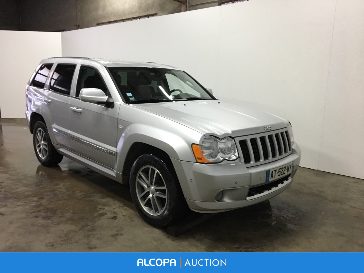 jeep grand cherokee grand cherokee 3 0l crd s limited a tours alcopa auction. Black Bedroom Furniture Sets. Home Design Ideas