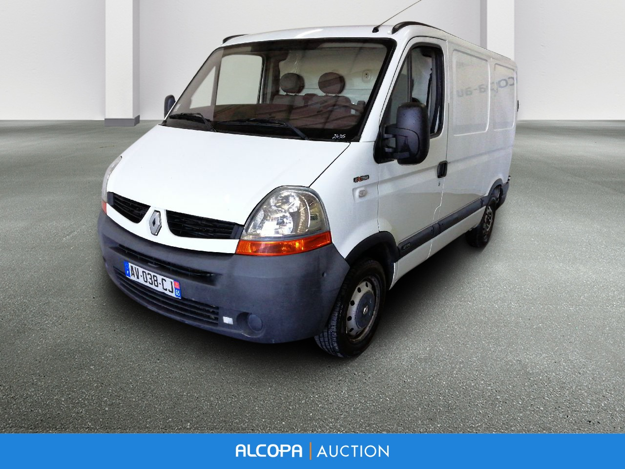 renault master fourgon master fgn l1h1 2 8t 2 5 dci 100 e4 extra alcopa auction. Black Bedroom Furniture Sets. Home Design Ideas