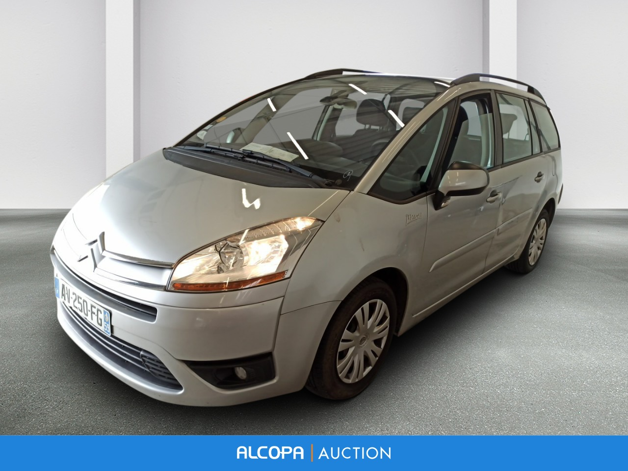 citroen grand c4 picasso grand c4 picasso hdi 110 fap airdream pack ambiance beauvais