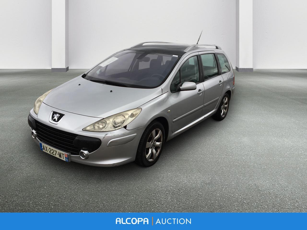 Peugeot 307 Sw 1 6 Hdi 110 : peugeot 307 sw 307 sw 1 6 hdi 16v 110 alcopa auction ~ Aude.kayakingforconservation.com Haus und Dekorationen
