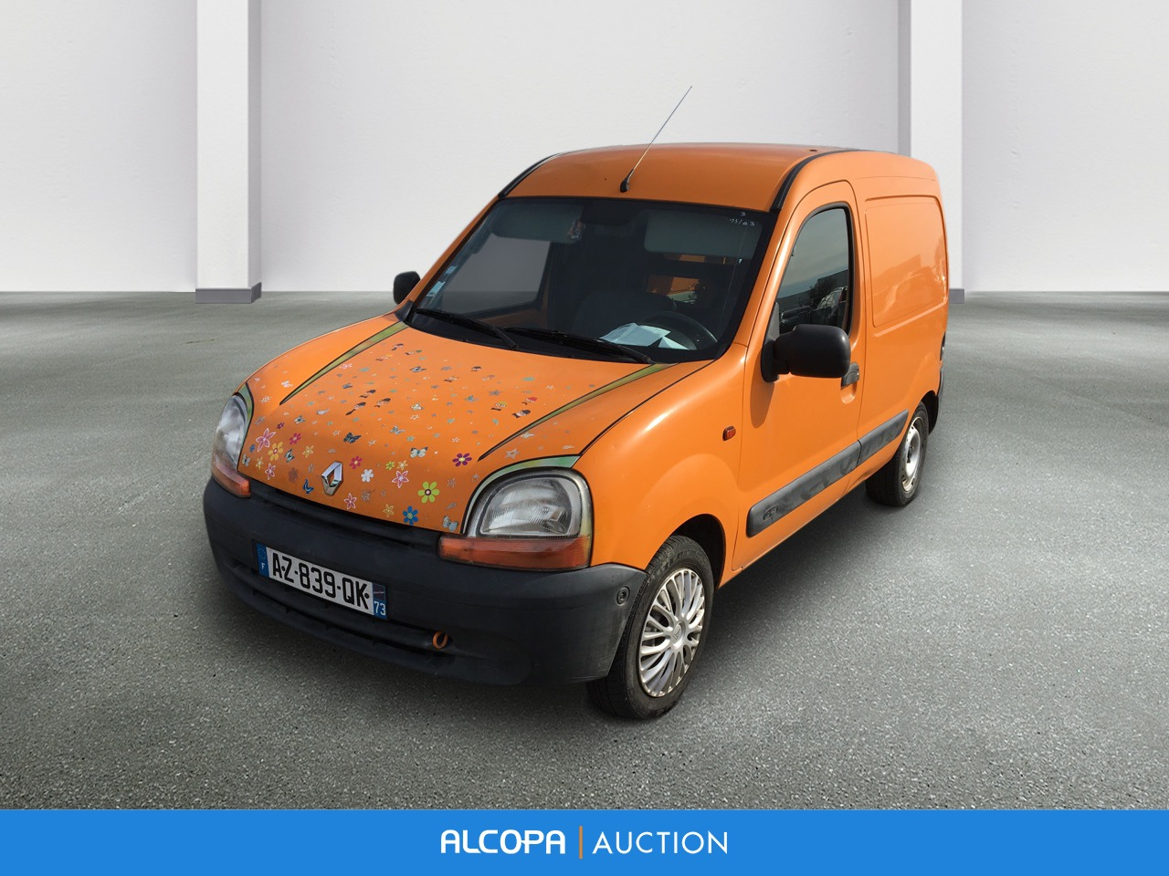 renault kangoo express kangoo express 1 9 d 55 generique lyon alcopa auction. Black Bedroom Furniture Sets. Home Design Ideas