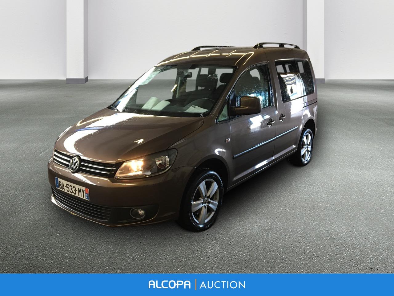 volkswagen caddy caddy 1 6 cr tdi 102 fap bluemotion. Black Bedroom Furniture Sets. Home Design Ideas