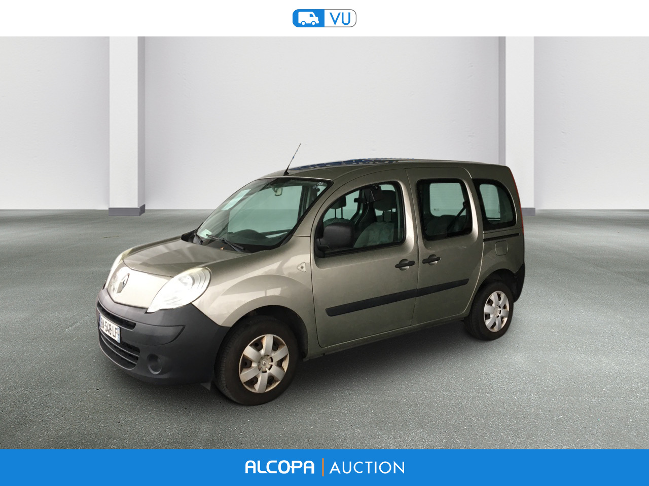 renault kangoo kangoo combi 1 5 dci 85 expression lyon alcopa auction. Black Bedroom Furniture Sets. Home Design Ideas