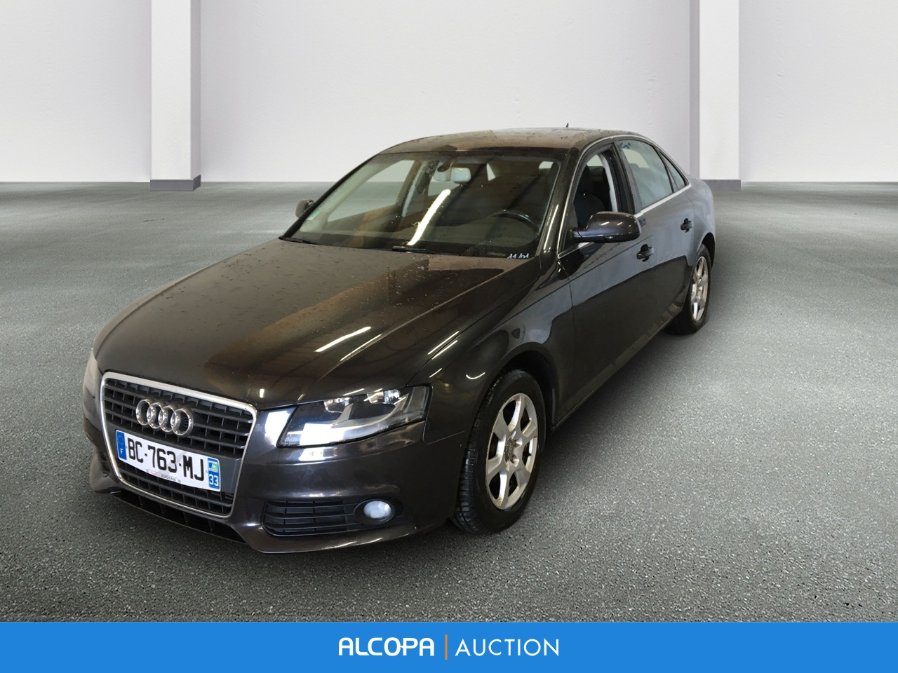 audi a4 business a4 2 0 tdi 143 dpf business line multitronic a alcopa auction. Black Bedroom Furniture Sets. Home Design Ideas