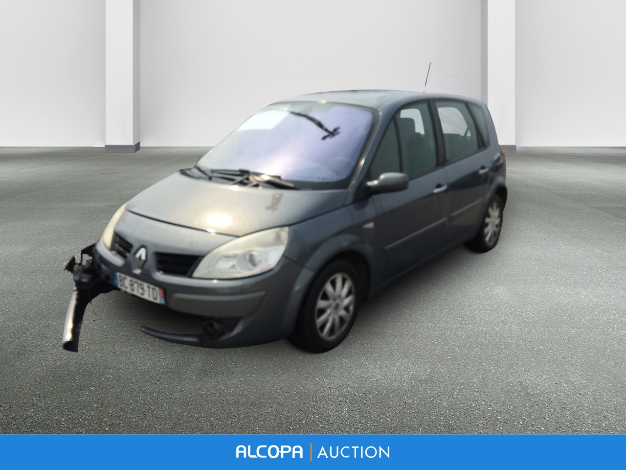 renault scenic ii scenic 1 5 dci 105 eco2 dynamique lyon alcopa auction. Black Bedroom Furniture Sets. Home Design Ideas