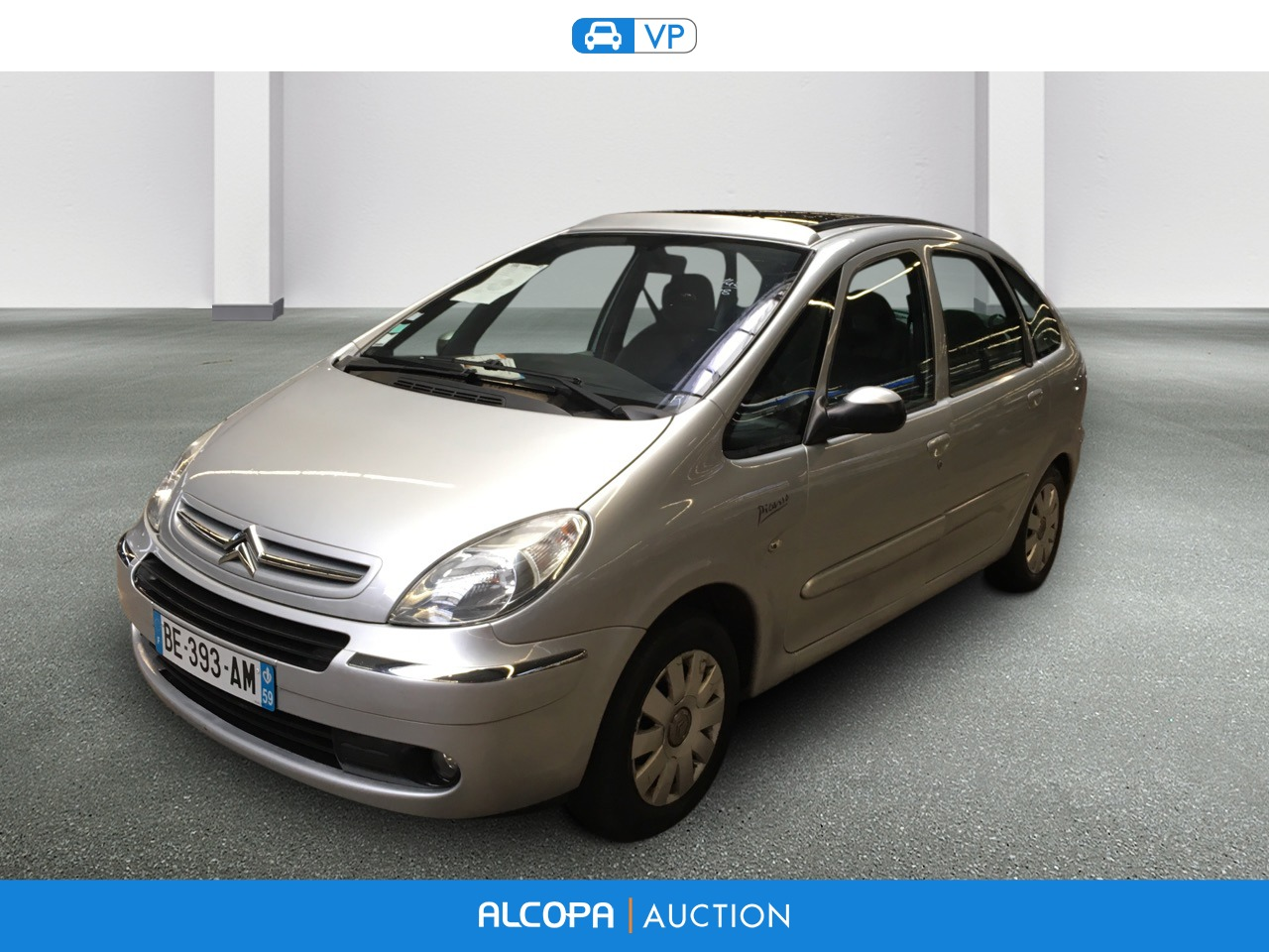 citroen xsara picasso 10 1998 01 2011 xsara picasso 1 6 hdi 110 fap alcopa auction. Black Bedroom Furniture Sets. Home Design Ideas